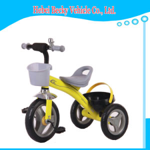China Hot Sale Baby Tricycle Scooter Kids Tricycle Three Wheeler Ce pictures & photos