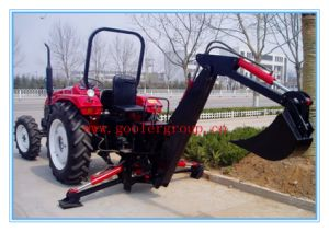 3 Point Hitch Tractor Backhoe Loader pictures & photos