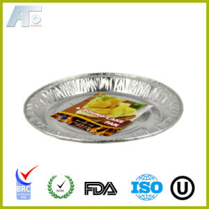 Eco-Friendly Aluminium Foil Used as Food Containter