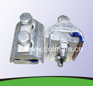 Aluminum Parallel Groove Clamp / Two Bolt Clamp / Suspension Clamp pictures & photos