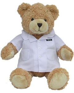 Super Soft and Stuffed Doctor Plush Teddy Bear
