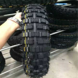 Highteeth Pattern off Road Tyre 460-17 Motorcycle Tyre Tube pictures & photos
