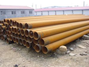 Qingdao Sangao Best Quality Seamless Pipe