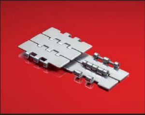 Metal Tabletop Chains Straight Run Double Hinge Max-Line 1