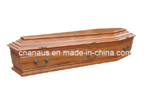 Euro Style Wood Coffin pictures & photos