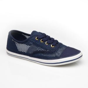2016 Lady/Women Fashion Casual Boat Mesh Canvas Shoes pictures & photos