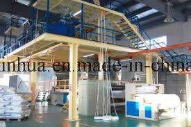 High Quality Non Woven Production Line Ss 4200mm pictures & photos