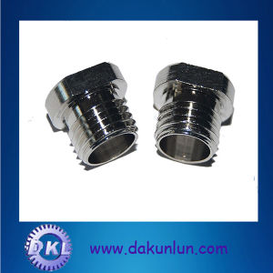 Nickel Plated Brass Tube Screw (DKL-T001)