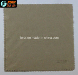 Micofiber Cloth of Double-Faced Pile Suede Cloth