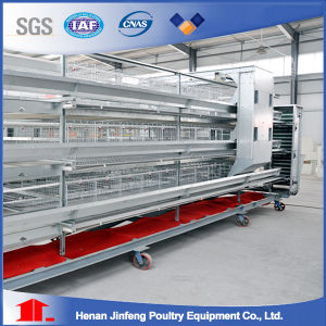 Poultry Cages H Type for Layers pictures & photos