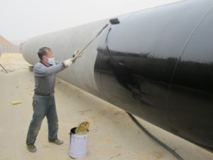 Butyl Anticorrosion Pipe Wrap Tape Primer pictures & photos