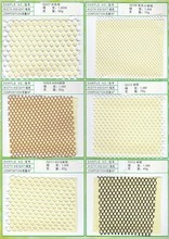 Warp Knitted Tricot Polyester Close Hole Mesh Fabric pictures & photos