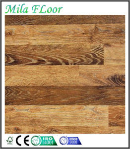 8mm Embossed Oak Wooden Floor for Indoor with OEM (83358#)