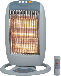 Portable Halogen Heater 1200W (NSB-L120B)