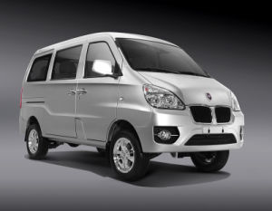 China 72v 10kw 200ah Electric Mini Bus Penger Van