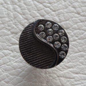 Rhinestone Jeans Shank Button for Garment (SK00268) pictures & photos