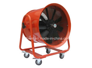"24"" 380V Hand Pushing Air Blower Ventilator with Wheels pictures & photos"