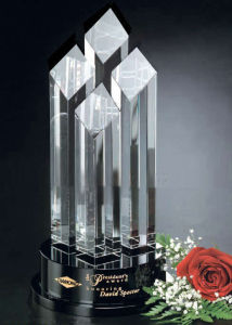 Crystal Trophy (WHTC-0013)