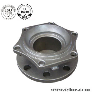 Ductile Iron Flywheel Housing Casting pictures & photos