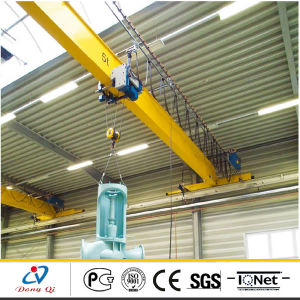 Dongqi Electric Single Girder Overhead Crane