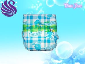 Economic Disposable Baby Diapers with High Absorption pictures & photos