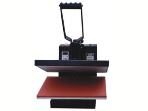 Heat Press Transfer Printing Machine, T-Shirt, Sports Jersey Printing (CY-G1) pictures & photos