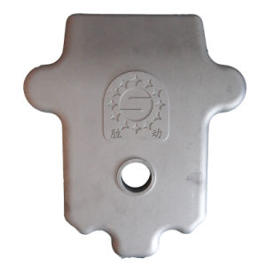 OEM Custom Gravity Casting Aluminum Parts with Ts 16949 pictures & photos