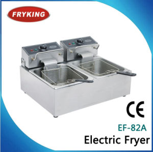 Stainless Steel 304 Commercial Chicken Deep Fryer pictures & photos