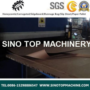 Kraft Paper Flat Board Packaging Machine pictures & photos