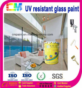 UV Resistant Glass Paint