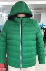 Children′s Duck Down Coat Kid′s Winter Down Jacket pictures & photos