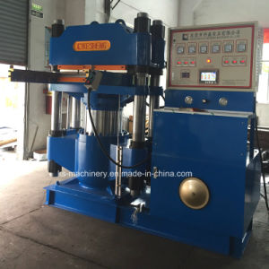 500ton Large Plate Vulcanizer for Mat and Sheet (50HS) pictures & photos
