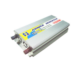 1500W DC/AC Power Inverter 12V to 220V/240V Use for Solar System