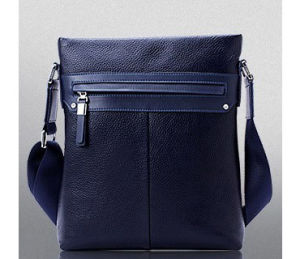 Offering Genuine Leather Men Shoulder Bag, Message Bags ( B742