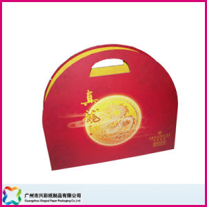 Moon Cake Gift Box with Insert (XC-1-037) pictures & photos