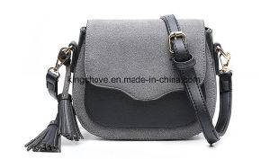 Old Vintage and Frosted PU Ladies Handbag (KCHA024)