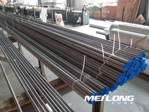 TP304 Precision Seamless Stainless Steel Instrumentation Tube