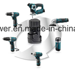 10.8V Cordless Drill Lithium Power Tool pictures & photos