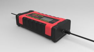 8A 12V/24V Smart Battery Charger with LCD Display pictures & photos