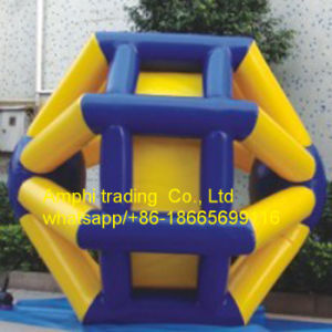 Water Park Games Inflatable Water Hot Wheel Water Game Toys