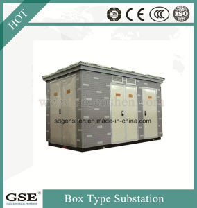 Outdoor Combined Substation/Power Transformer Substation pictures & photos