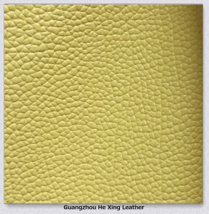 PVC Leather Faux Leather for Bag, Sofa, Car Seat Cover. pictures & photos