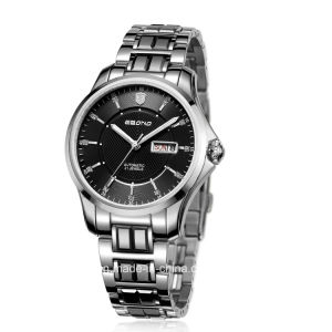 Jewellery Stainless Steel Automatic Business Men Wrist Watch pictures & photos