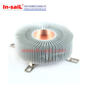 Precision Copper/Aluminum LED Lamp Computer Heat Sink pictures & photos
