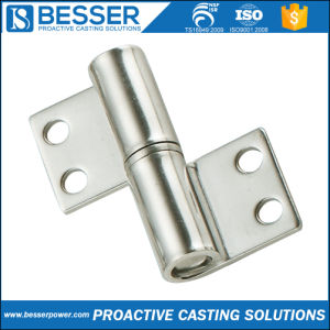 20mn2 Iron Lost Wax Precision Casting 416 Stainless Steel Casting