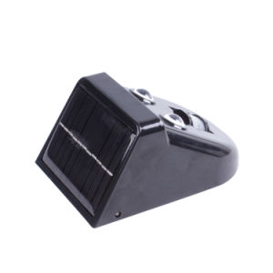 New Outdoor LED Waterproof Garden Lamp Sensor Wall Solar Light pictures & photos