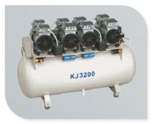 Oilless Dental Air Compressor (KJ-2000) pictures & photos