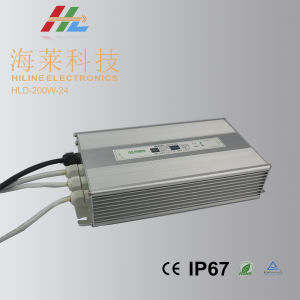LED Driver 24V 200W Waterproof pictures & photos