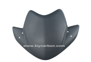 China Carbon Fiber Part Wind Shield For Triumph Speed Triple China