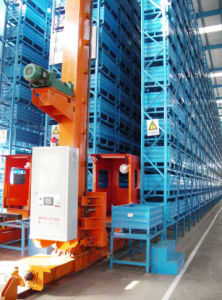 Warehouse Super Save Space Asrs Storage Racking System pictures & photos